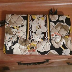 Vera Bradley retired large wallet
